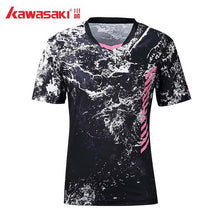 Load image into Gallery viewer, 2019 Origina Kawasaki Tennis Shirt Badminton T-Shirt Men Quick Dry Short-Sleeve Training T-Shirts For Male Sportswear ST-S1104