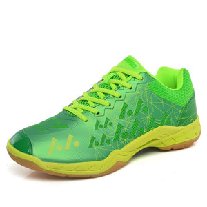 Unisex's Tennis Shoes with Non-slip Sneakers Lightweight Casual Shoes Blue Orange Sneakers Men Tennis Shoes Volleyball Shoes