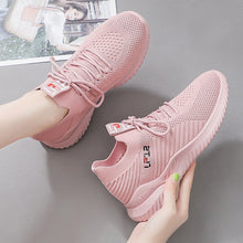 Load image into Gallery viewer, Hot Sale Women Tennis Shoes Chunky Height Increasing Thick Bottom Sneakers Gym Female Sport Walking Trainers Tenis Feminino
