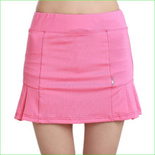 Load image into Gallery viewer, Women's Table Tennis Badminton Volleyball Skirt Running Golf A-line Skirts Good Quality