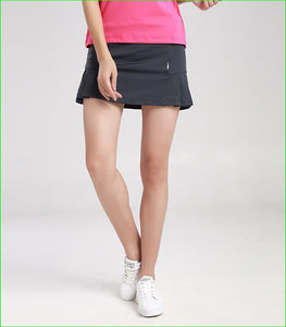 Women's Table Tennis Badminton Volleyball Skirt Running Golf A-line Skirts Good Quality