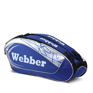 Large Designer Tennis Bag Backpack Rackets Bags for Professional Sport Competition