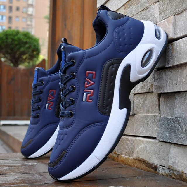 Men Tennis Shoes Brand Large Sizes Shoes Outdoor Sport Running Shoes Basket White Sneakers Men Buffer Bubble Casual Male Shoes
