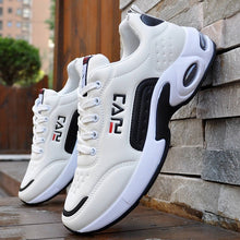 Load image into Gallery viewer, Men Tennis Shoes Brand Large Sizes Shoes Outdoor Sport Running Shoes Basket White Sneakers Men Buffer Bubble Casual Male Shoes