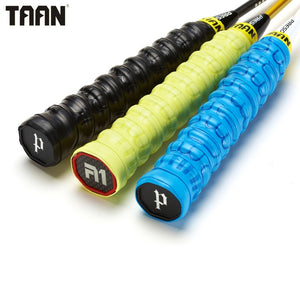 New 3Pcs Shock Absorbent Anti Slip TAAN H12 Sticky Sweatband  tennis RAcket  grip