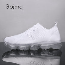 Load image into Gallery viewer, Bojmq Tenis Masculino 2020 New Men Tennis Sneakers Brand Sport Shoes Outdoor Breathable Mesh Light Jogging Fitness Training Shoe