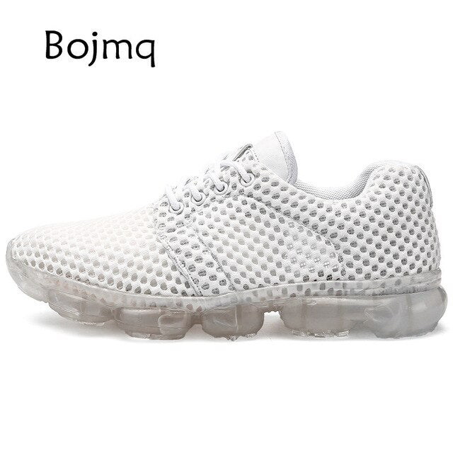 Bojmq Tenis Masculino 2020 New Men Tennis Sneakers Brand Sport Shoes Outdoor Breathable Mesh Light Jogging Fitness Training Shoe