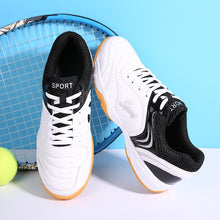 Load image into Gallery viewer, New Professional Tennis Shoes Men Light Weight Tennis Sneakers Breahtable Badminton Shoes Men High-quality Tennis Sneakers