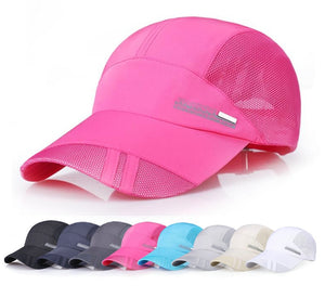 Breathable Mesh Hat