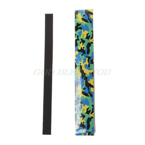 Outdoor Sports Tennis Badminton Racquet Grip Anti-Skid Sweat Absorbent Tape Wrap Overgrip Fishing Wrapping Skidproof Sweat Band