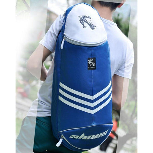 Multi-Layer Placement Tennis Racket Bag