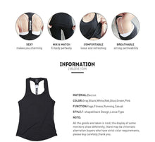 Load image into Gallery viewer, Quick Drying Sport Sleeveless Shirt