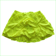 Load image into Gallery viewer, Girl Layered Tennis Skirt Women Badminton  Running Dance Sports Tiered Skorts Summer Anti Exposure
