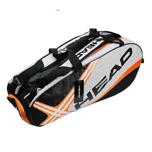 High-Capacity Tennis Bag