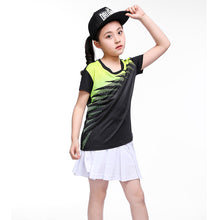 Load image into Gallery viewer, Children Tennis Clothes