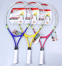 Load image into Gallery viewer, Aluminum Alloy Racquet With Bag