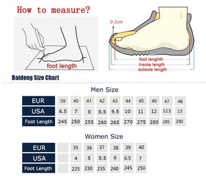 Men Breathable Mesh Sport Shoes