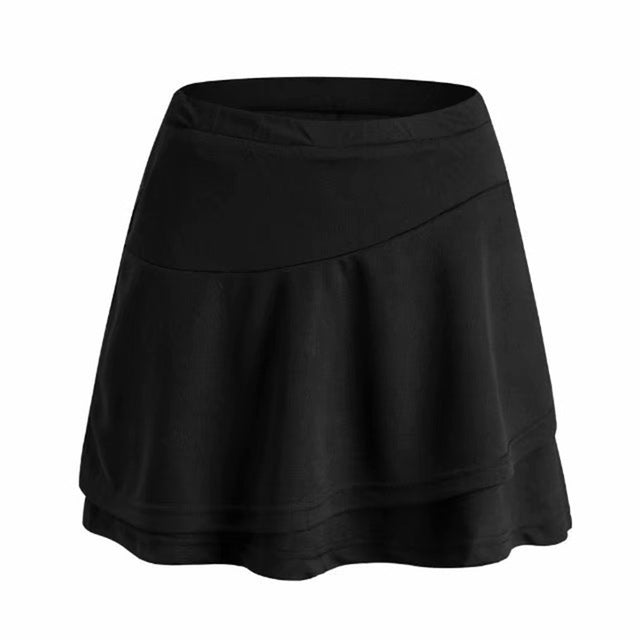 Tennis Skirts With Shorts