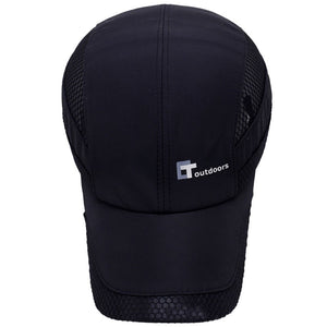 Breathable Mesh Sport Cap