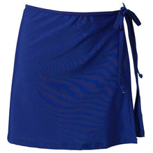 Load image into Gallery viewer, High Waist A-line Mini Tennis Skirt