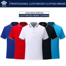 Load image into Gallery viewer, Tennis Shirts Slim Quick Dry Clothes Adhemar Short Sleeve Polo Shirt for Outdoor Sports