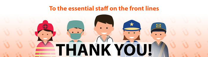 A Big THANK YOU to Our Front-Line Emergency Workers!