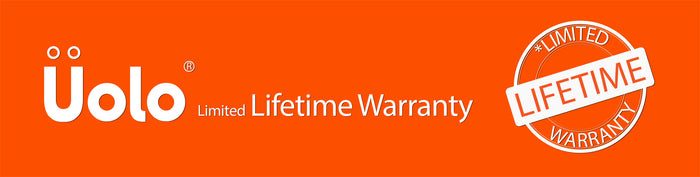 Uolo Limited Lifetime Warranty!