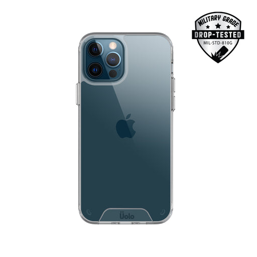 Uolo Soul+ Clear Protective Case for iPhone 12 Pro Max
