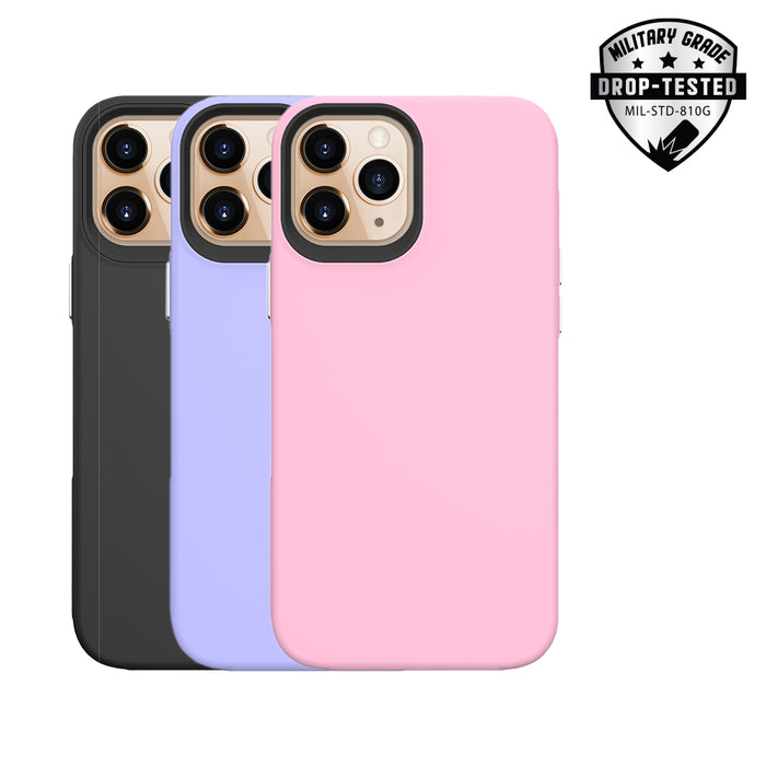 Uolo Guardian Dual-Layer Protective Case - iPhone 12 Pro Max
