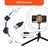 "Uolo Mount 10"" LED Ring Light Mount with Remote Shutter"