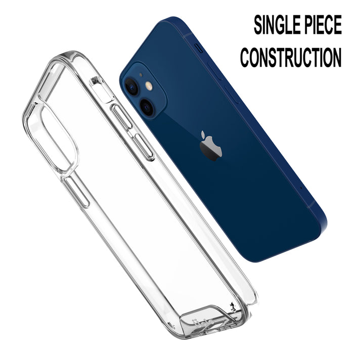 Uolo Soul+ Clear Protective Case for iPhone 12 Mini