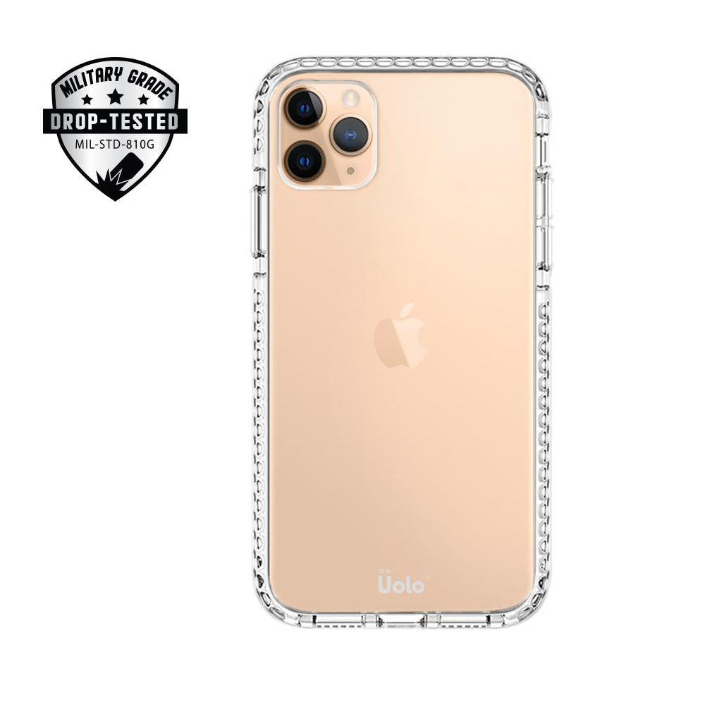 Uolo Soul POP, iPhone 11 Pro, Clear