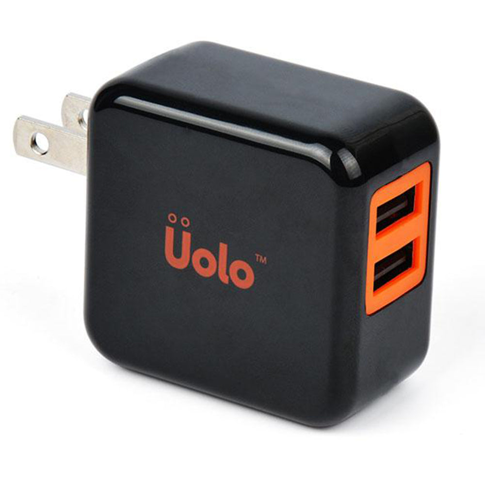 Uolo Volt 2.4A Dual USB Smart Wall Charger