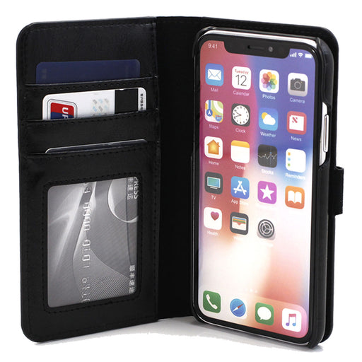 Uolo Folio Slim for iPhone SE (2020)/8/7/6s, Black