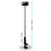 Uolo Mount Gooseneck Holder