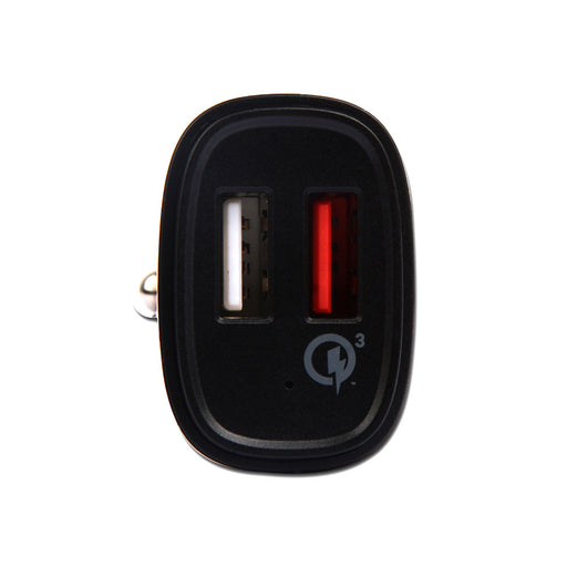 Uolo Volt Quick Charge 3.0 Dual USB Smart Car Charger