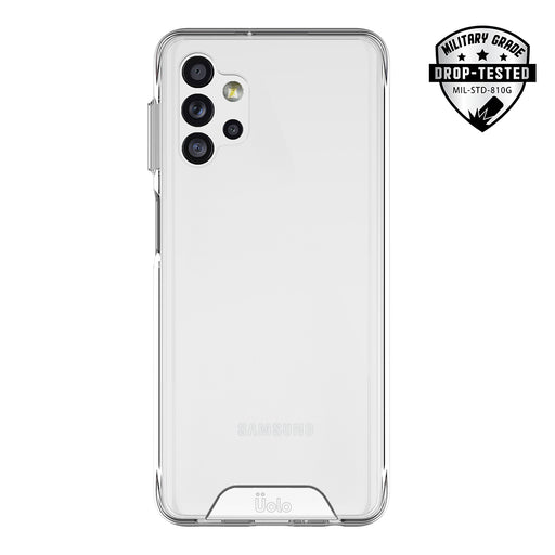 Uolo Soul+ Clear Protective Case for Samsung Galaxy A32 5G