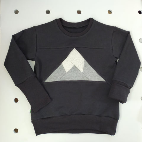Grow With Me Mountain Sweatshirt
