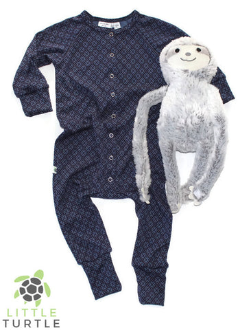 Children's Merino Sleepsuit Romper