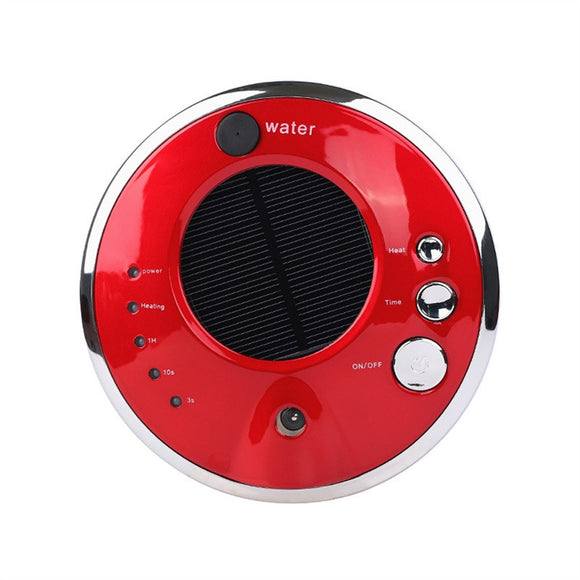 Solar Car Air Purifier Solar Anion Humidifier Air Cleaner Ionic Air Purifier Car Air Freshener Ionizer Oxygen Bar