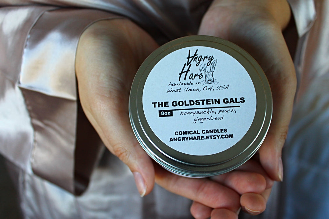 The Goldstein Gals (DISCONTINUED) - Angry Hare