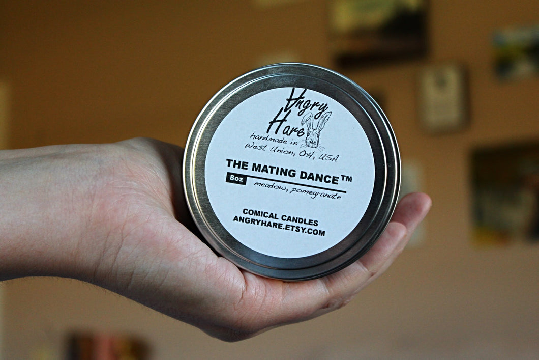 The Mating Dance TM (DISCONTINUED) - Angry Hare