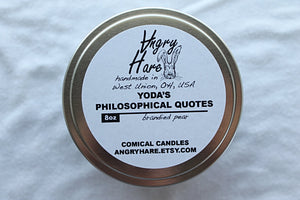 Yoda's Philosophical Quotes (DISCONTINUED) - Angry Hare