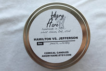 Hamilton VS. Jefferson - Angry Hare