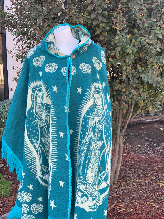Virgin Mary Poncho/ Gavan de Virgen de Guadalupe