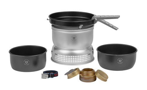 25-5 UL Cooking System