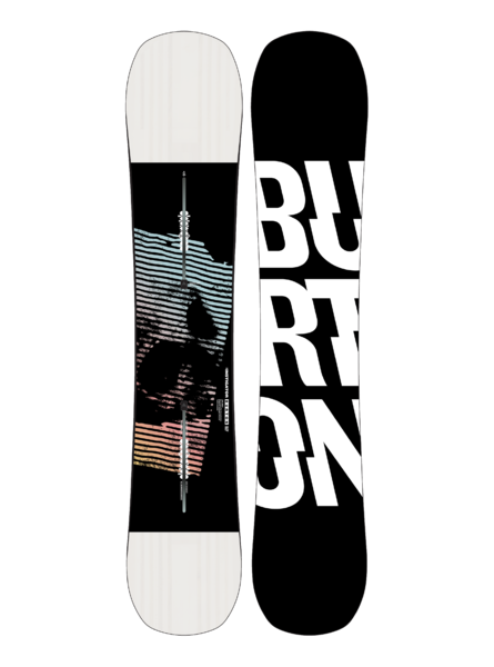 Instigator 2021 inc Burton Freestyle Binding Package