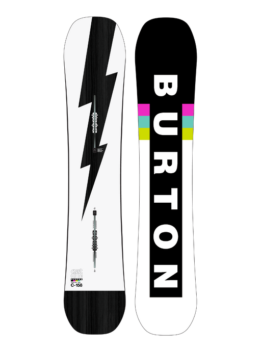 Custom 2021 INC Burton Cartel Binding Package