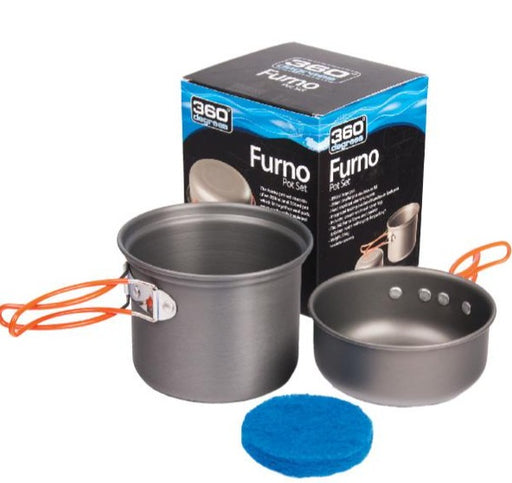Furno Pot Set