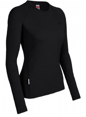 Tech Top LS Crewe 260 - Women's